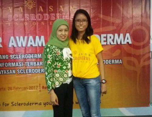 Peresmian Yayasan Scleroderma Indonesia