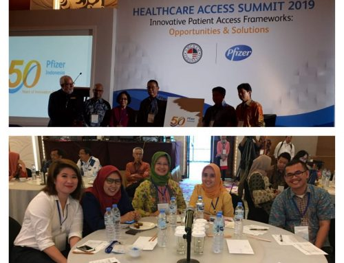 Advokasi – Healthcare Access Summit 2019 di JS Luwansa Hotel Jakarta