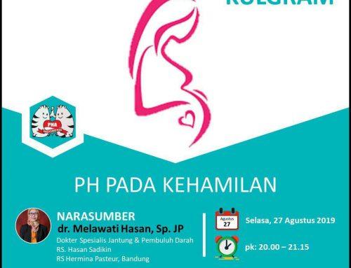 Kuliah WhatsApp 27.08.19 – PH pada Kehamilan