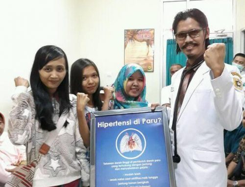 Awareness – Poster Hipertensi Paru di Rumah Sakit – 2018