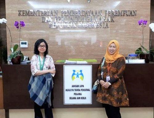 Advokasi Screening PJB di Kementerian Pemberdayaan Wanita dan Perlindungan Anak