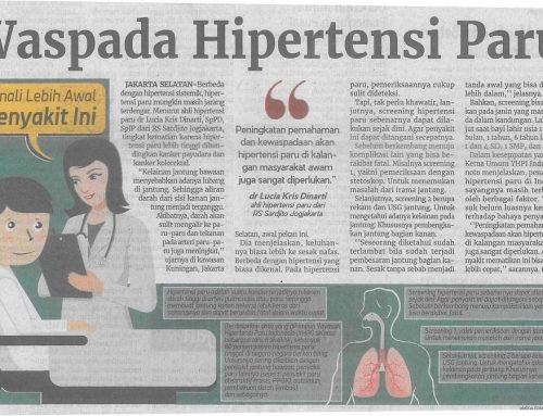Koran Indopos 29/09/18 – Waspada Hipertensi Paru