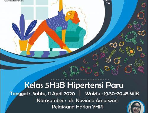 KULWAP (KULIAH WHATSHAPP)-Kelas -5H3B -Hipertensi Paru